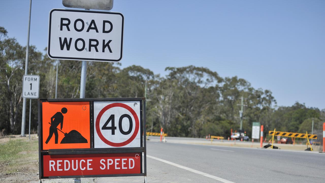 ROADWORK: The council and the Queensland Government are resurfacing roads in and near Emerald. Photo: File.
