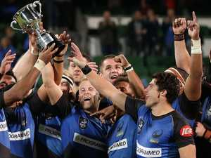 Rugby's drastic five-team comp revealed