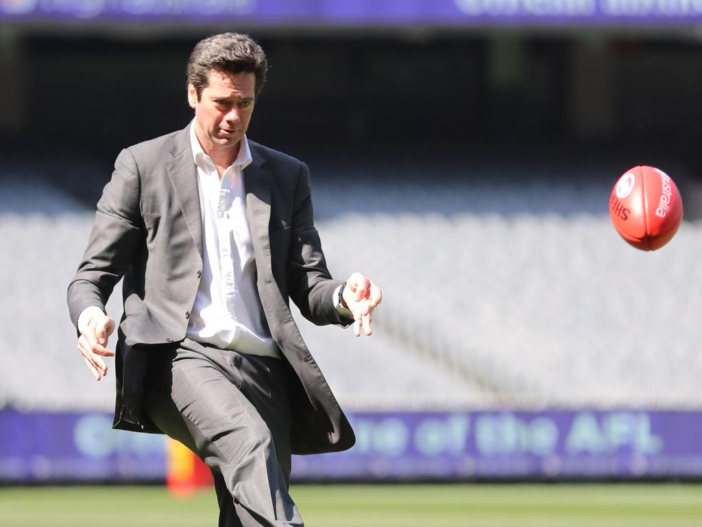 Your move, Gillon McLachlan.