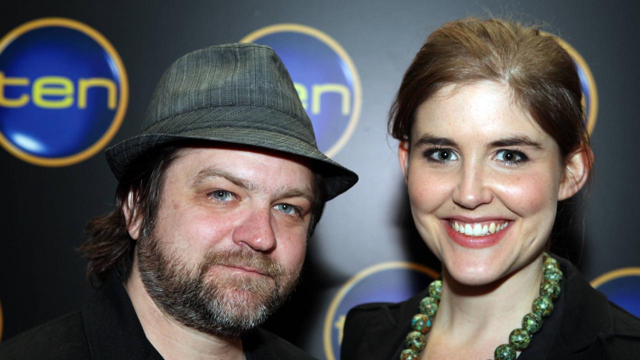Chris and Julia, a MasterChef love story.