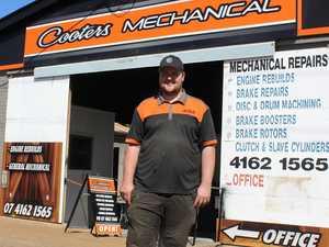 NAME CHANGE: Fresh start for mechanic business