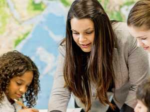 Teachers need support to get on with what they do best