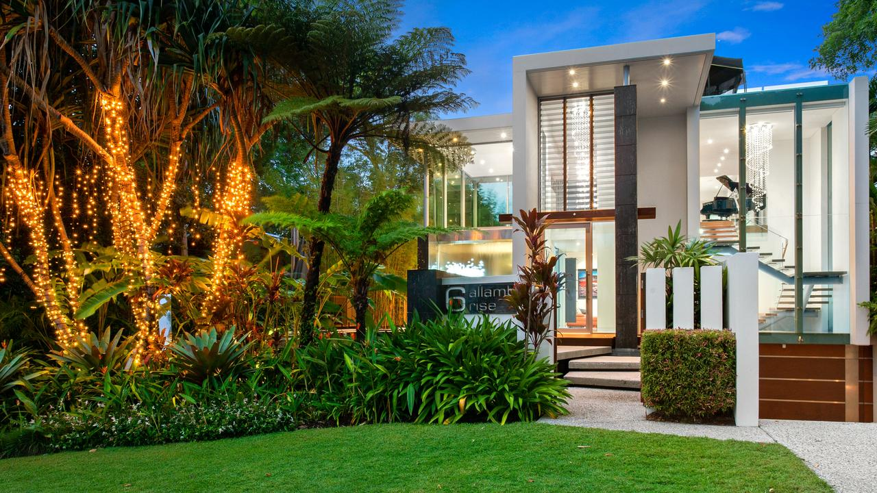 LITTLE COVE DREAMING: A jaw-dropping property in a sought-after, exclusive Noosa suburb has become available for a cool $7 million.