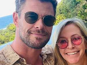 Fans stunned by Chris Hemsworth's mum