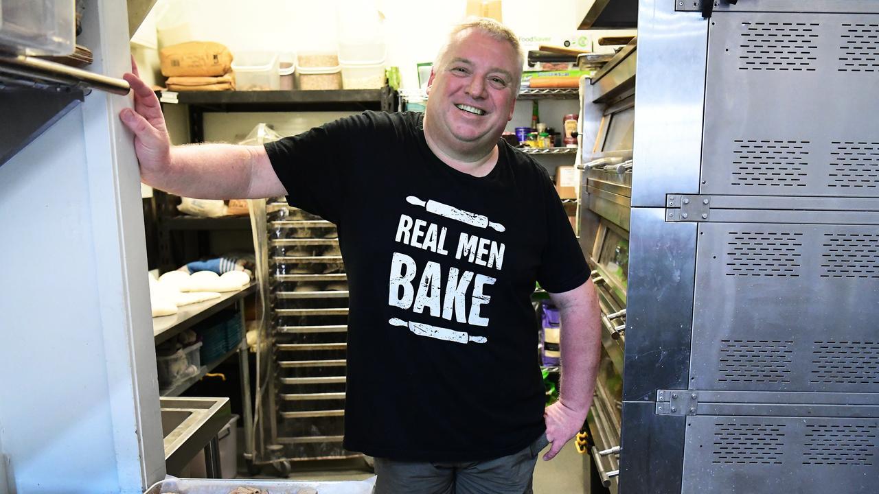 The Pocket Storehouse baker Rick Nelson.