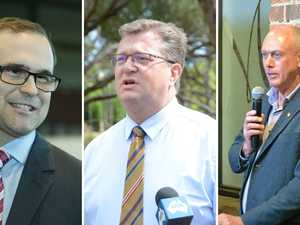 Toowoomba MPs announce re-election bid ahead of October poll