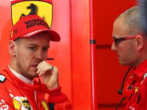 Ferrari bombshell sparks F1 chaos