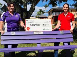 Donation aids community response to domestic violence