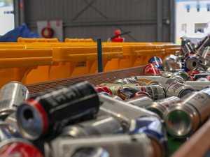 Container donations skyrocket since coronavirus