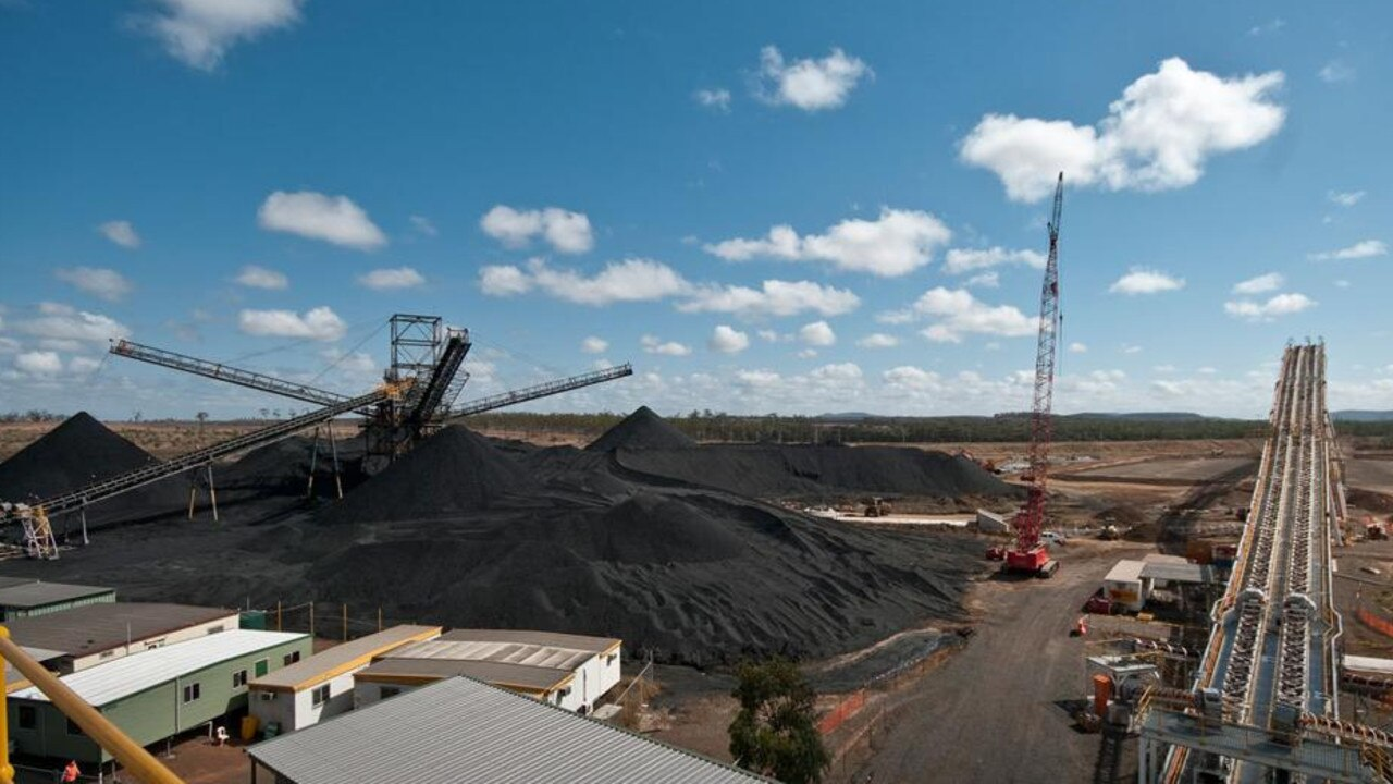 JOB CUTS: Carborough Downs Mine.
