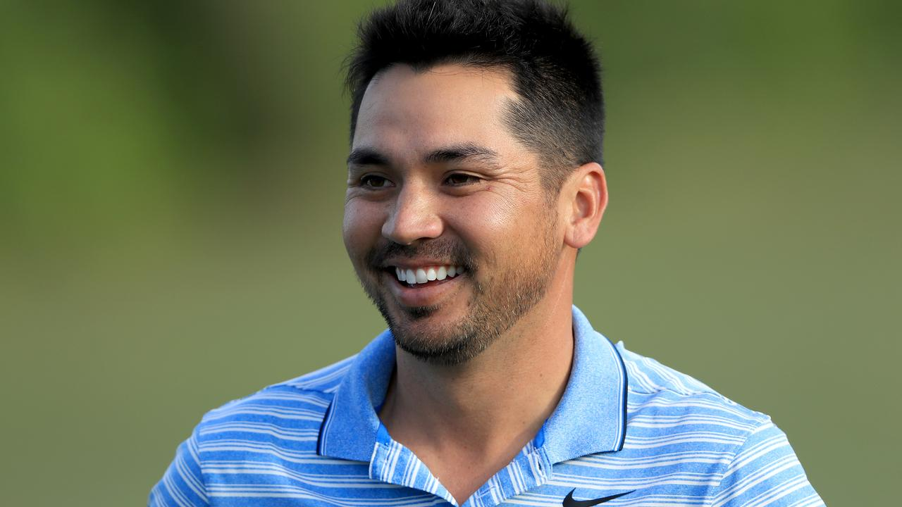 Jason Day is planning a busy schedule when golf returns.