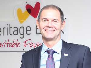 Heritage Bank charity appoints new executive