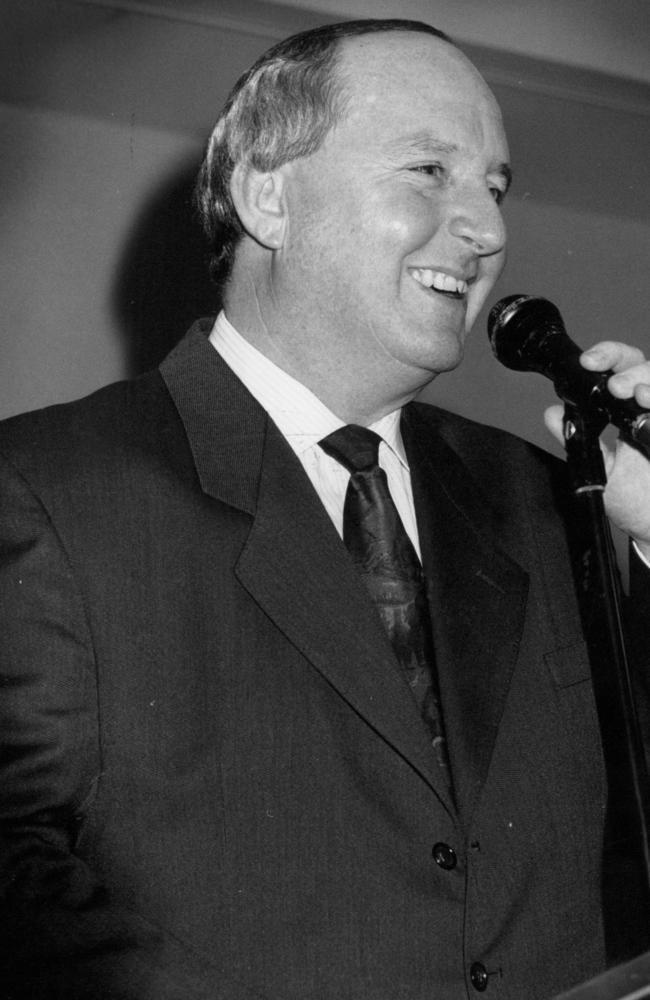 Alan Jones circa 1991-1993.