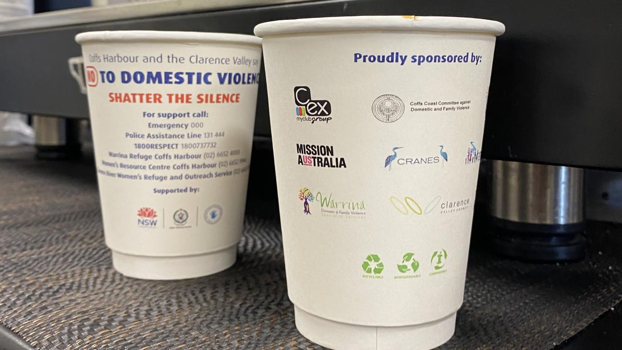 Several organisations have united in a campaign to raise awareness about domestic and family violence.