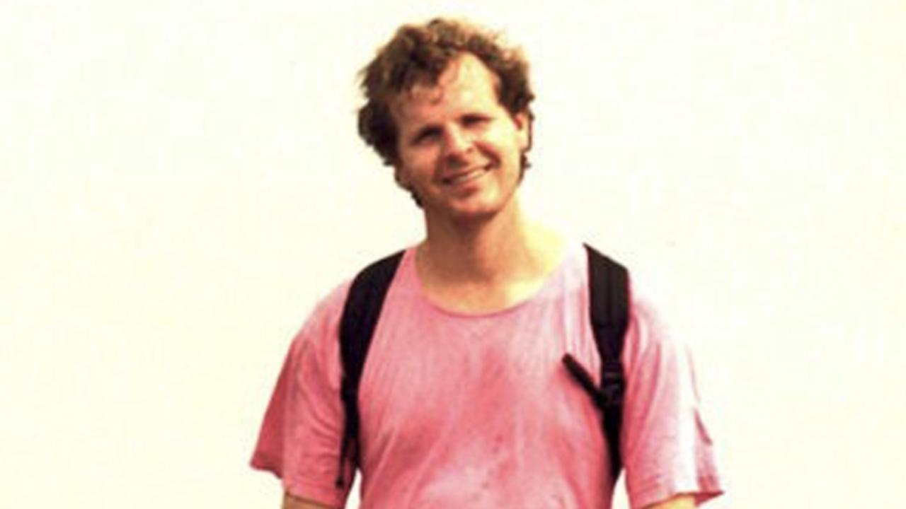 27-year-old American mathematician Scott Johnson. Detectives today arrested a 49-year-old man in relation to Mr Johnson's 1988 murder. Picture: AAP Image/NSW Police