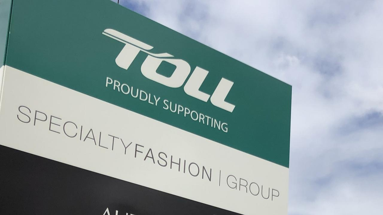 Supplied  Toll Prestons distribution centre and Alex Linton from Specialty  Fashion Group
