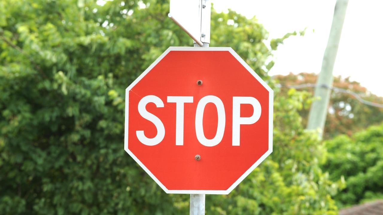 stop rw164441 Generic Stop sign file photo