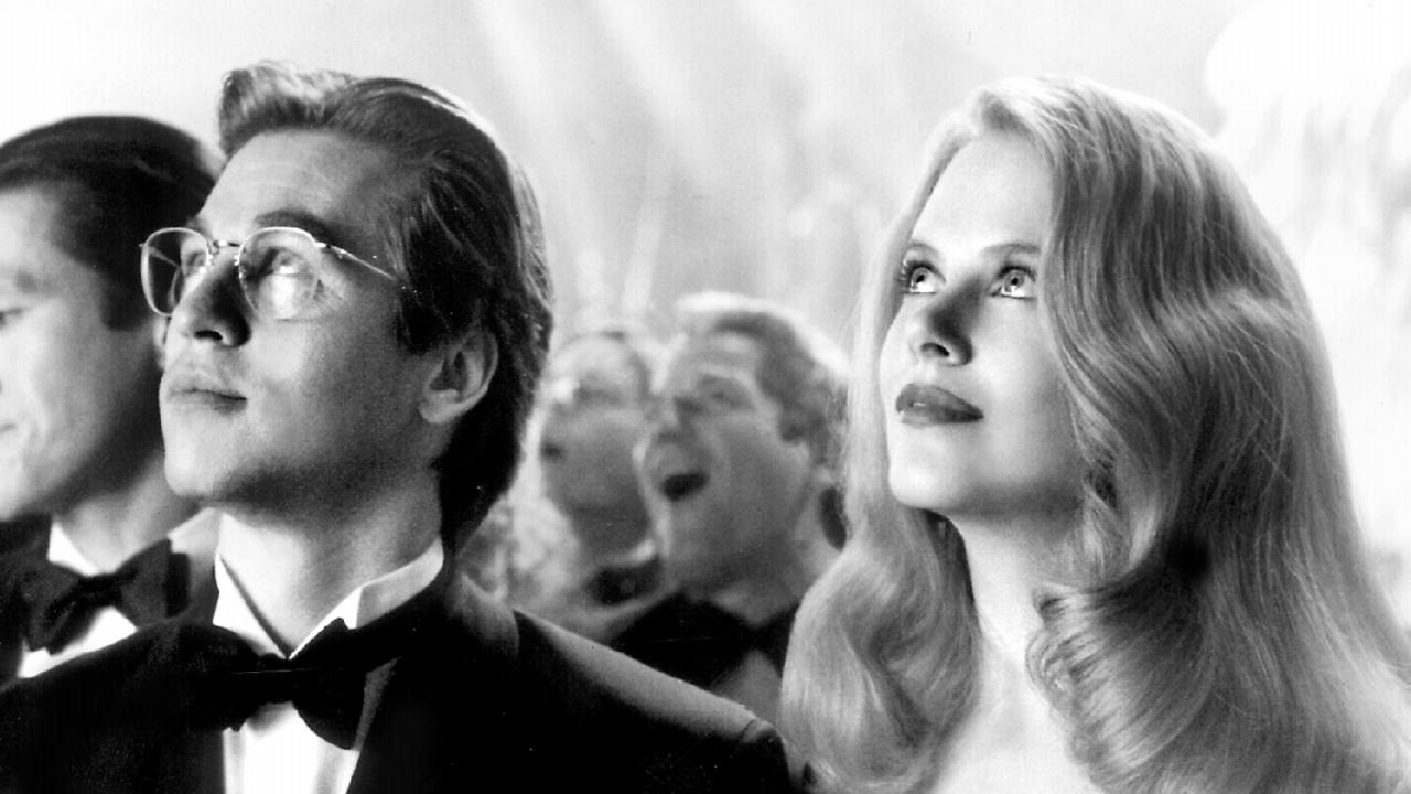 Kilmer starred alongside Nicole Kidman – then-wife of his old Top Gun co-star Tom Cruise – in Batman Forever.