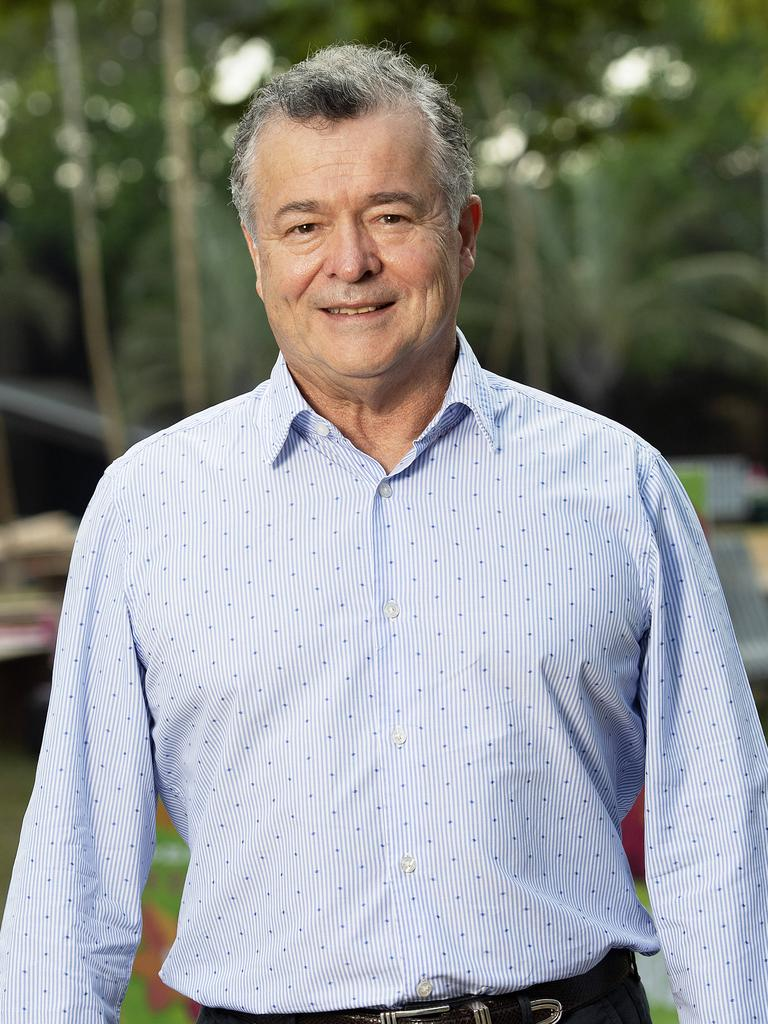 Chair of the Darwin Major Business Group Ian Kew. Picture: Keri Megelus