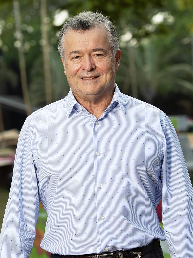 Chair of the Darwin Major Business Group Ian Kew. Picture: Keri Megelus