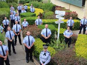 Huge boost to CQ prison with 30+ new officers