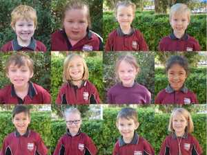 GALLERY: Taabinga year 1 students are excited to be back