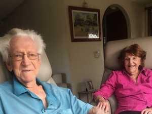 A love to last seven decades