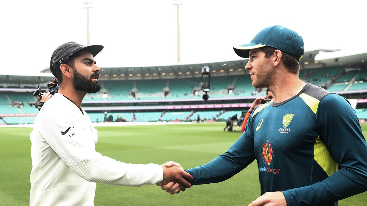 The showdown between India and Australia will start long before the summer series.