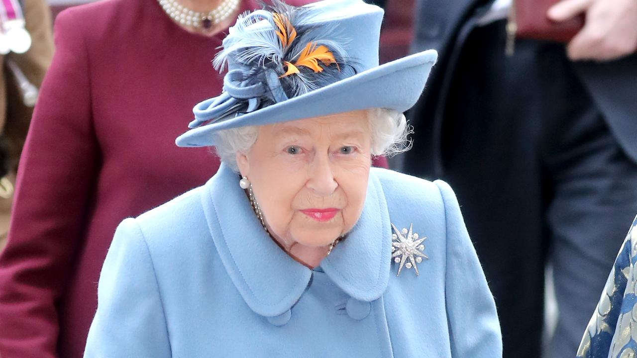 The Queen has suspended all public duties for the foreseeable future. Picture: Chris Jackson/Getty Images