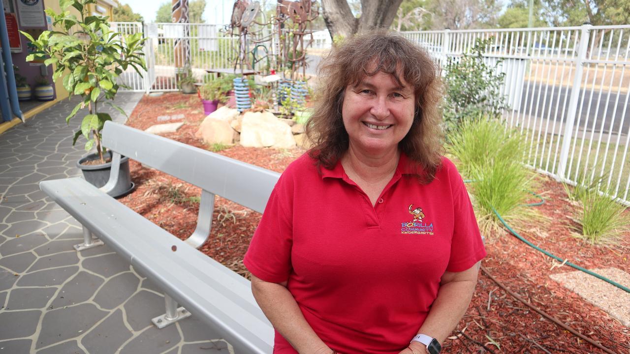 Borilla Community Kindergarten teacher Kerri Rudd.