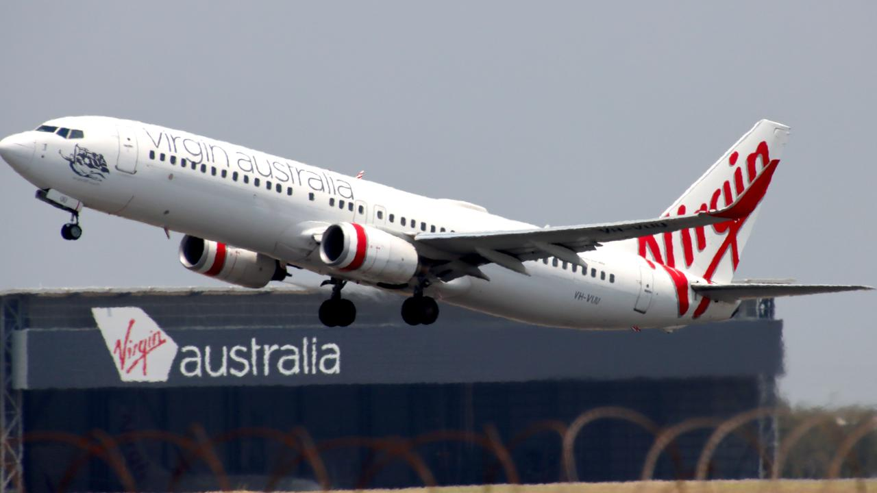 The Queensland Investment Corporation will pioneer a bold bid to buy Australia's second-largest carrier to keep planes flying and thousands of jobs safe.