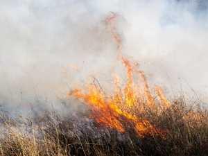 'Mosaic burn' to reduce fuel loads