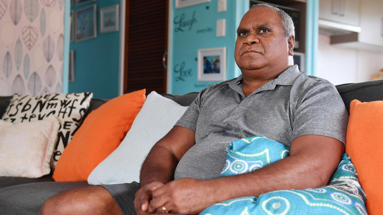 Robert Ahwong is suing his former employer. Picture: Tony Martin