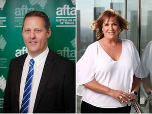Travel boss resigns over Tracy Grimshaw 'uppercut' remark