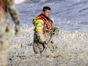 Surfers dead in 'foam avalanche' tragedy