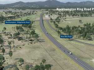 Rockhampton Ring Road fly over concept video