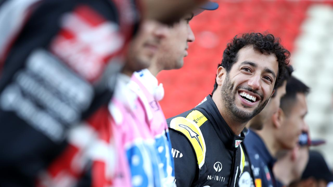 Ricciardo has not made the podium since joining Renault from Red Bull last season.