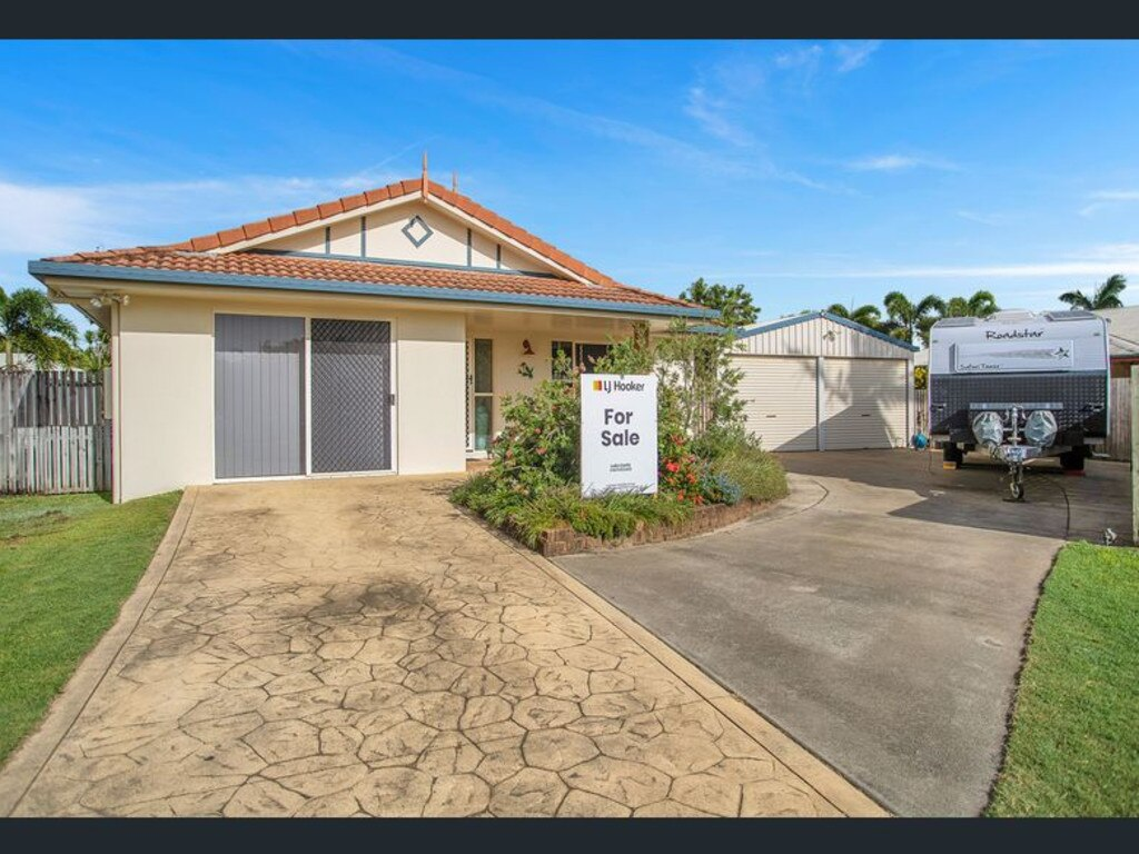 16 McGarry Street, Andergrove, is for sale.