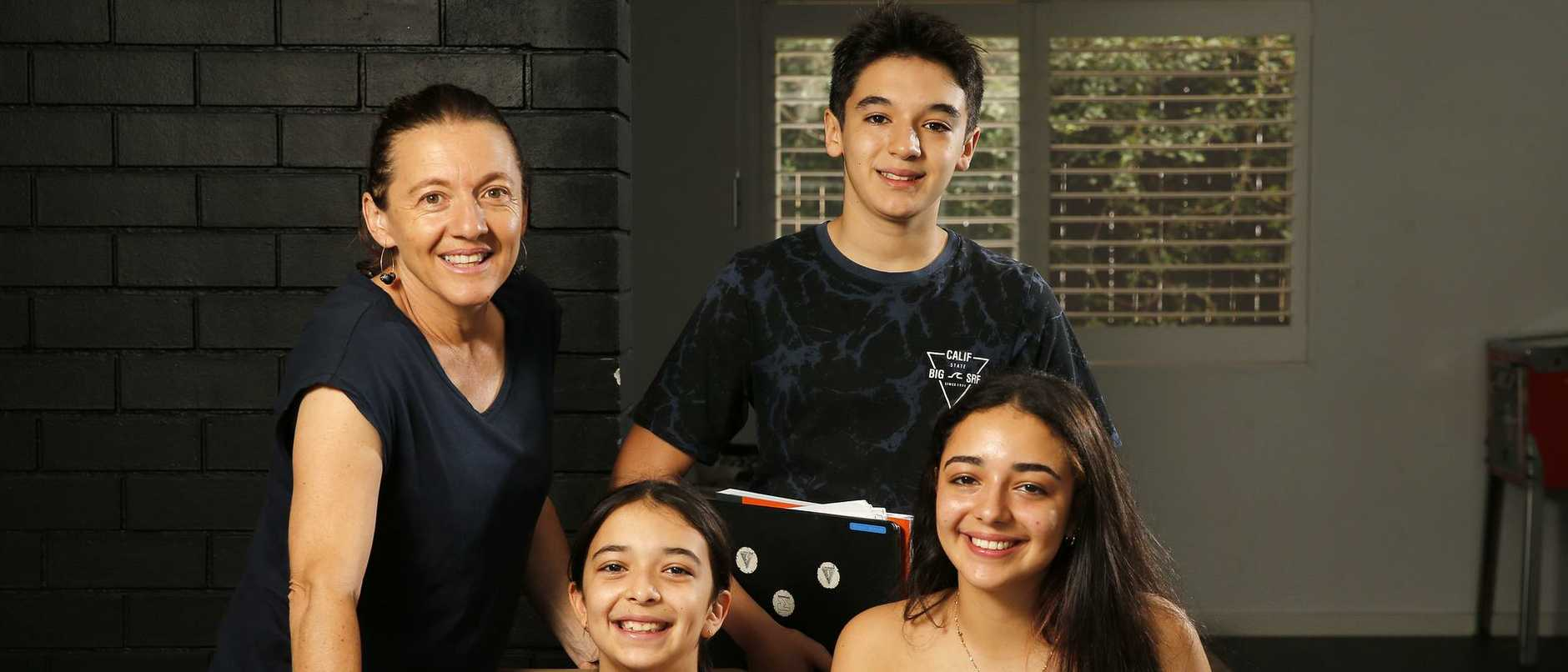Stressed Queensland parents who've been supervising their children's homeschooling for several weeks are hoping the Premier remains true to her word today.