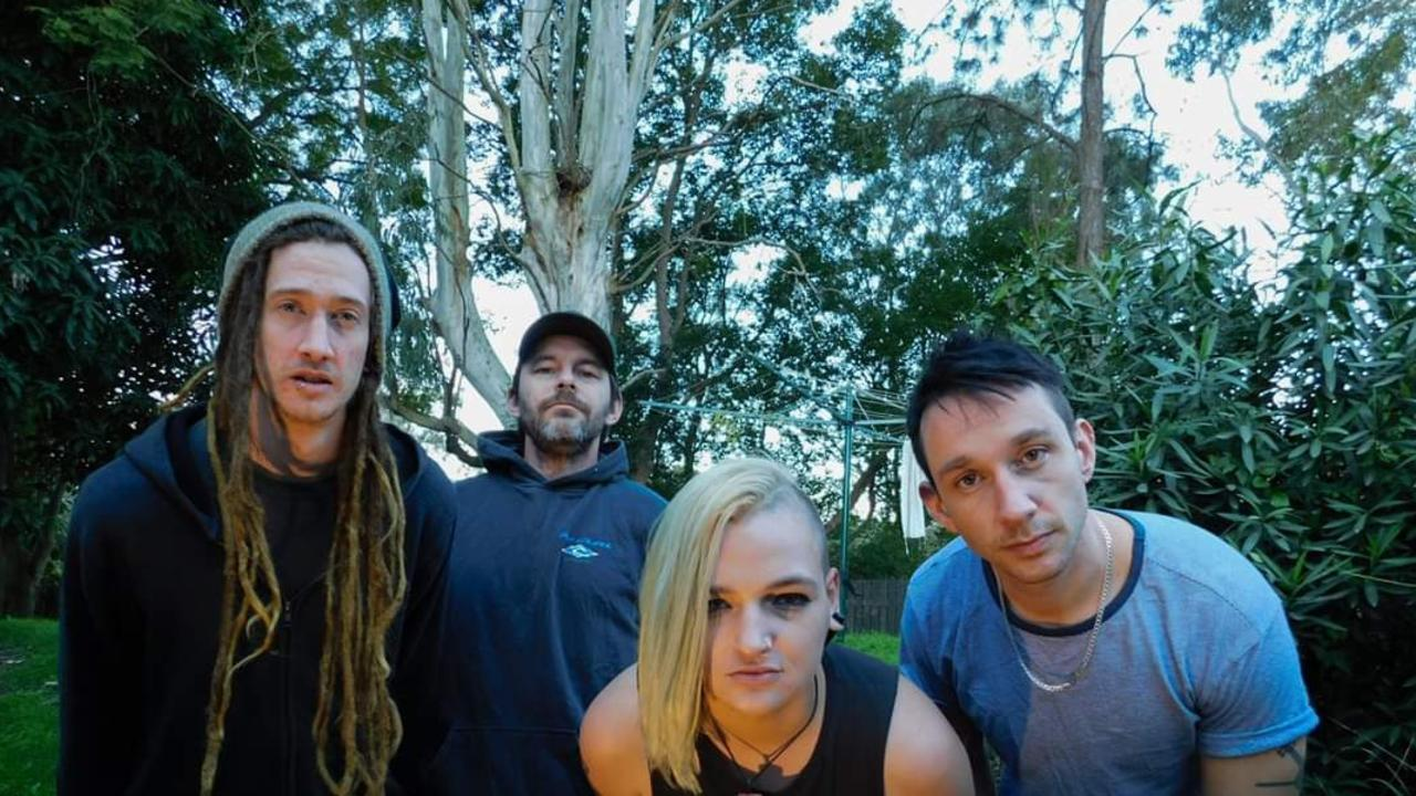 Local Lismore band Human Dinosaur Machine is a Northern Rivers act on the rise, having been featured on Triple J and releasing some new singles in 2020. (CREDIT: Supplied)