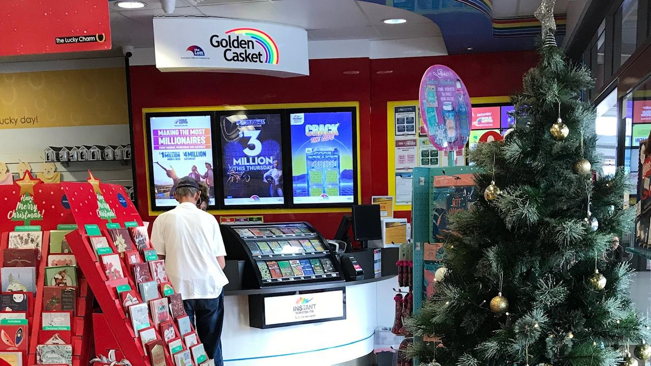 The Lucky Charm Southside is a busy newsagent, gold lotto provider and gift store looking for a new owner.