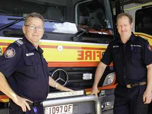 Firey retires after 43 years' service
