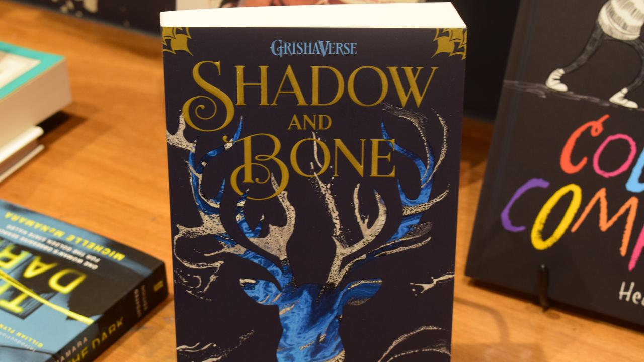Cover by Shadow and Bone by Leigh Bardugo