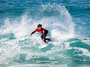 Online surfing win 'feeds the froth' for Lennox youth
