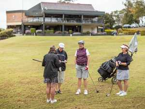 Groups of 4 set to return to the golf course