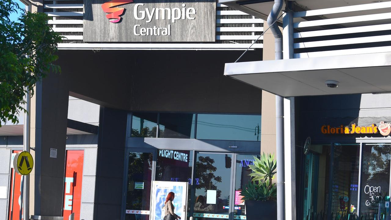 Gympie Central Shopping Centre will be open 9am-5pm.