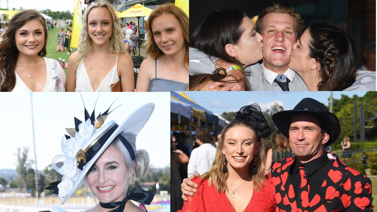 The Gympie Times has selected some of the craziest, wackiest and outrageous photos from the past 12 months to tide you over until the race days are back.