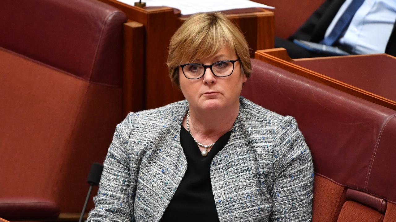 Minister Defence Linda Reynolds (AAP Image/Mick Tsikas)