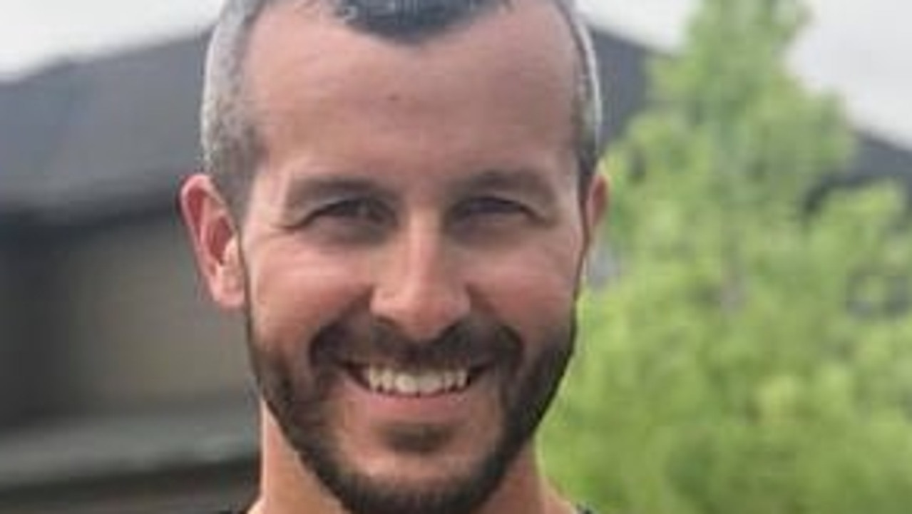 Chris Watts killed his entire family in the shocking 2018 murder. Picture: Supplied