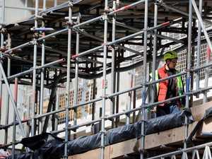 Top building industry watchdog chief in shock exit